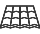 Ploché strechy